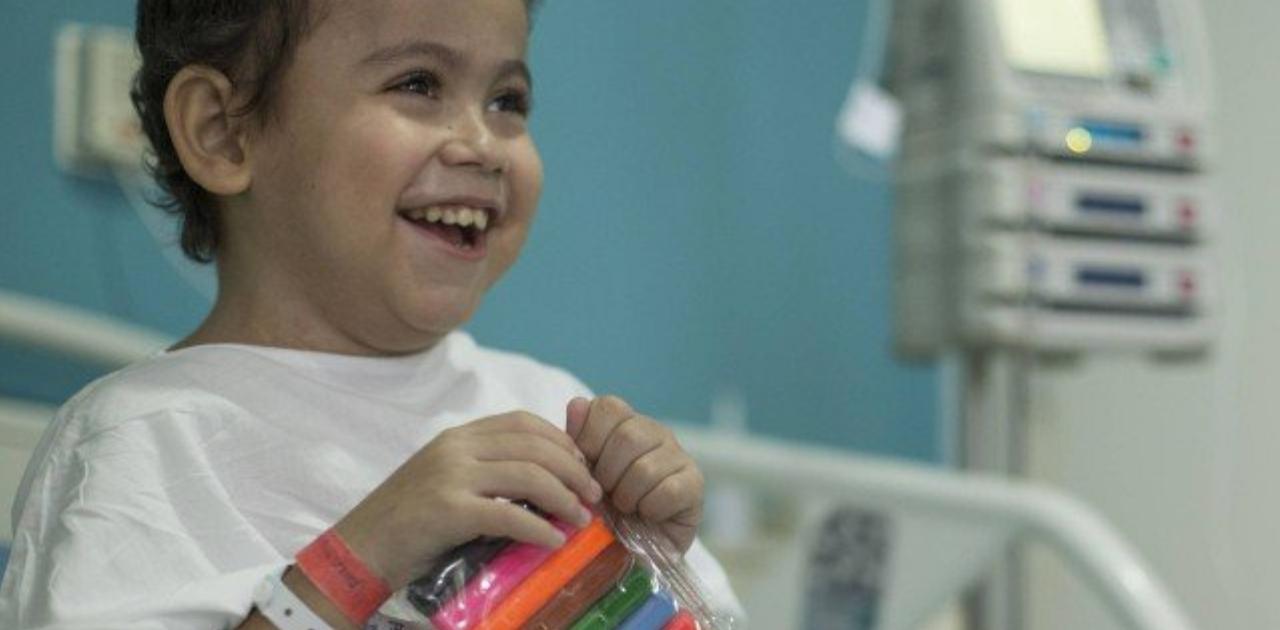 Hospital Estadual da Criança realiza desejos de pacientes no Rio de Janeiro