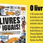 Livro explica direitos humanos de forma inovadora e gera doações para projeto social