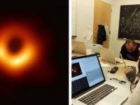 A jovem cientista de 29 anos por trás da primeira fotografia de um buraco negro