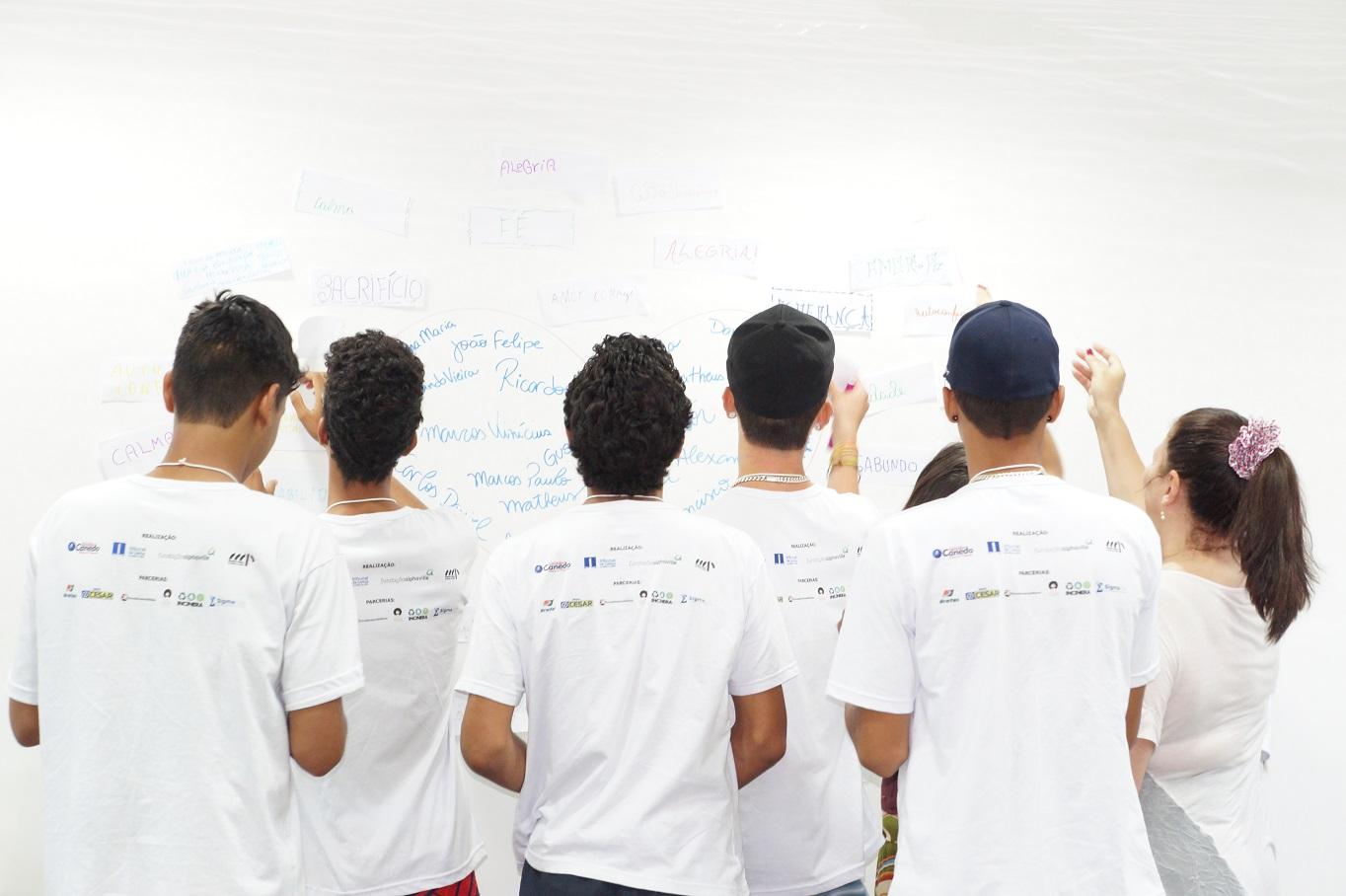 Projeto com jovens em cumprimento de medida socioeducativa é finalista em premiação internacional