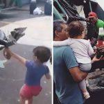 amizade maria fernanda coletores lixo