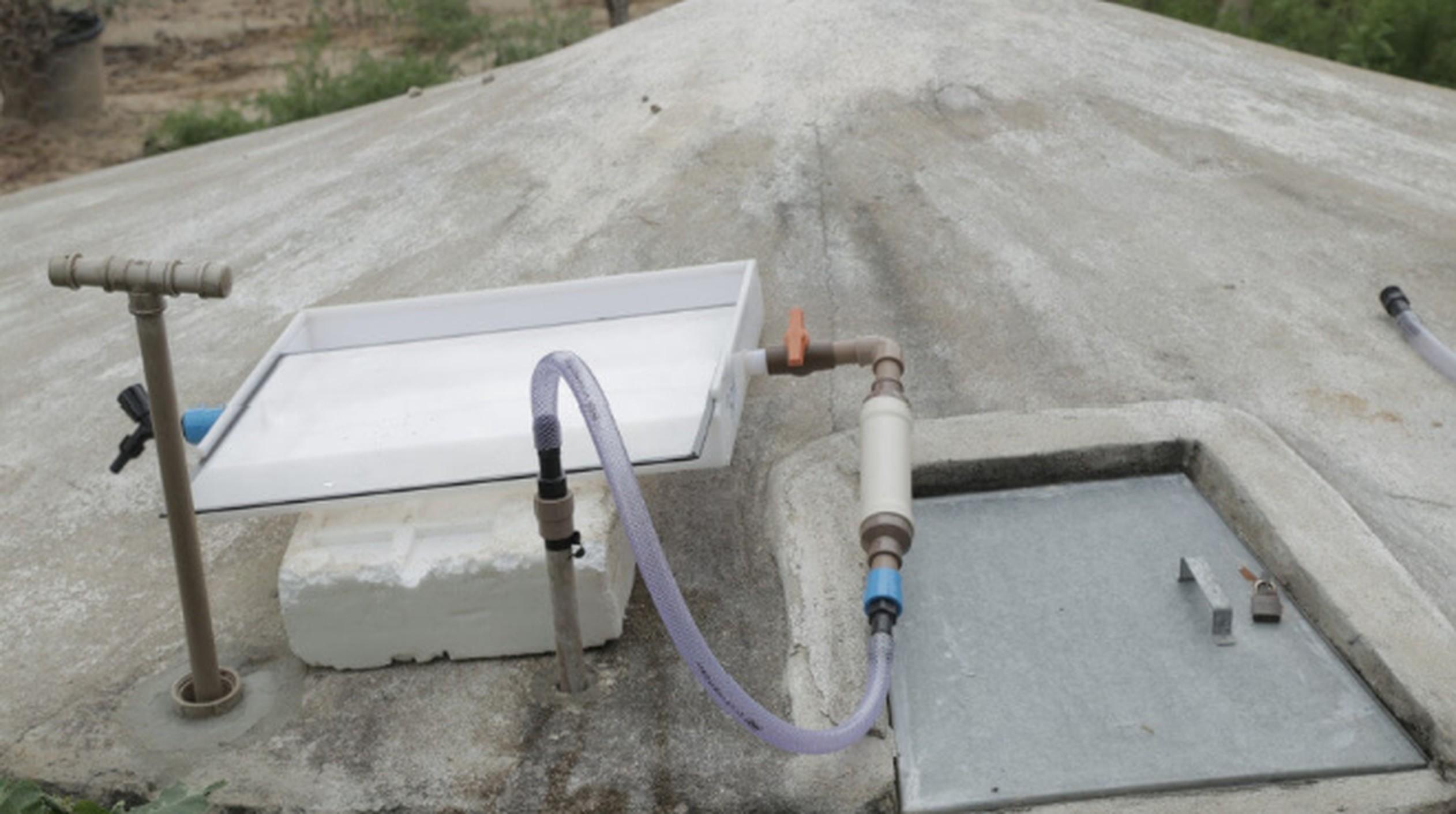 Estudante baiana cria tecnologia de filtragem de água para o semiárido nordestino