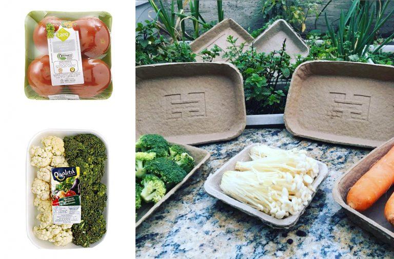 Extra e Pão de Açúcar trocam bandejas de isopor por material biodegradável 1