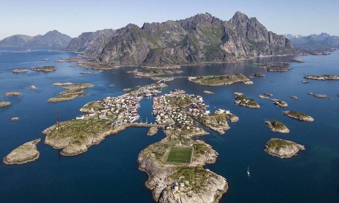 Em defesa do meio ambiente, Noruega não vai perfurar poço bilionário de petróleo