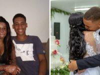 Jovem com doença rara supera preconceitos e se casa em Feira de Santana (BA)
