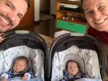 Pai gay consegue licença equivalente à maternidade e inspira mudança em empresa que trabalha