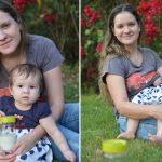 mãe doou leite suficiente alimentar mil recém-nascidos