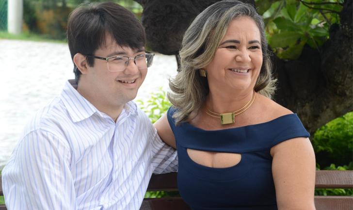 o boticário homenagem mãe filho down aprovado direito