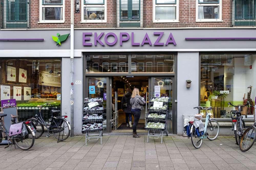 Primeiro corredor sem plásticos do mundo é inaugurado em mercado na Holanda 2