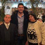 """""""Meu pai, que tem síndrome de Down, me inspirou a ser melhor a pessoa possível"""", diz filho"""