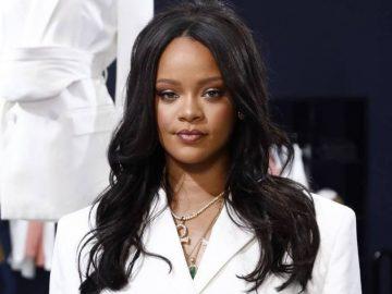 Rihanna se torna a primeira mulher negra a comandar grife de luxo: 'momento histórico'