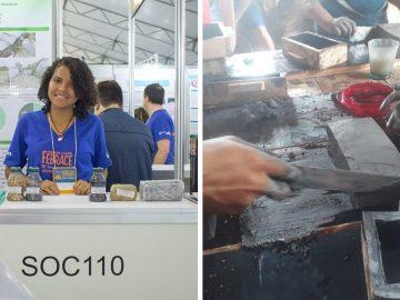 Cientista paraense acumula 15 prêmios por criar tijolo feito do caroço de açaí