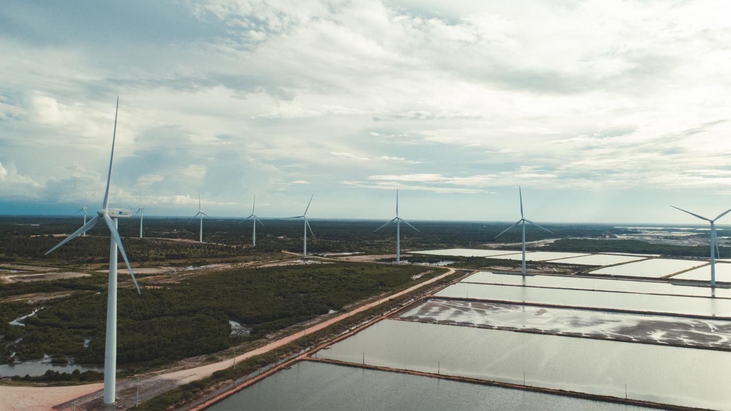 heineken inaugura parque eólico ceará diminuir emissão CO2
