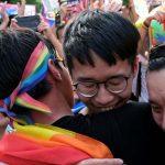 O amor vence de novo: Taiwan é 1º país da Ásia a legalizar casamento entre pessoas do mesmo sexo