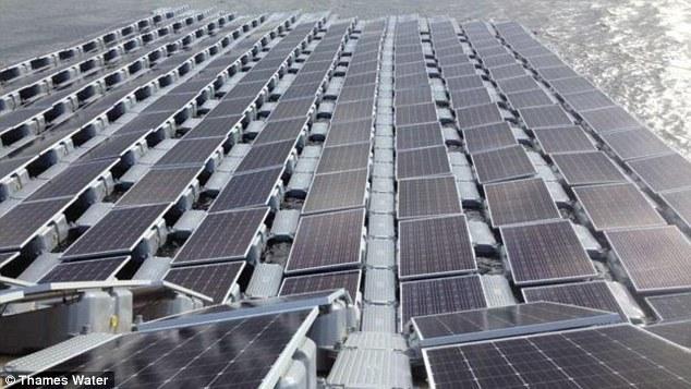 Holanda irá construir primeira planta de energia solar flutuante do mundo
