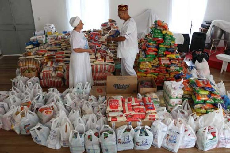 Templo de Umbanda irá doar 500 cestas básicas para famílias carentes de Santa Cruz (RS)