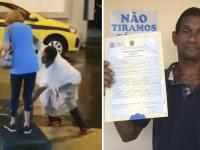 capoeira vaquinha voaa