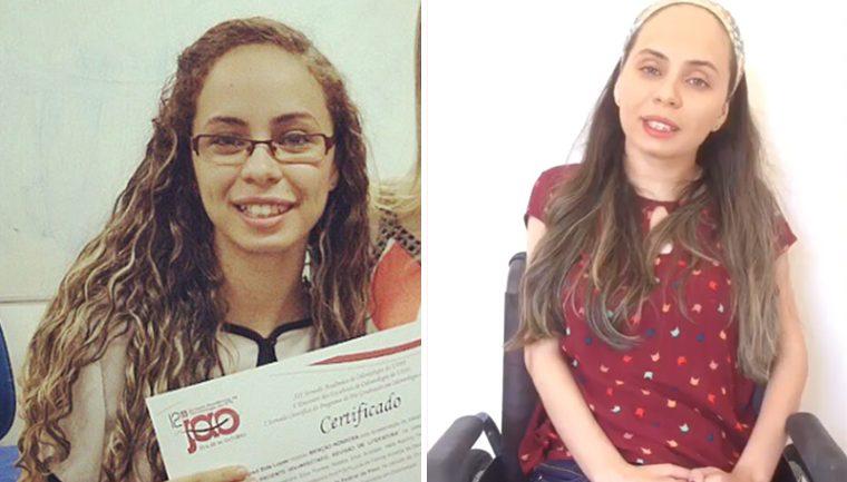 estudante tetraplégica vaquinha concluir faculdade