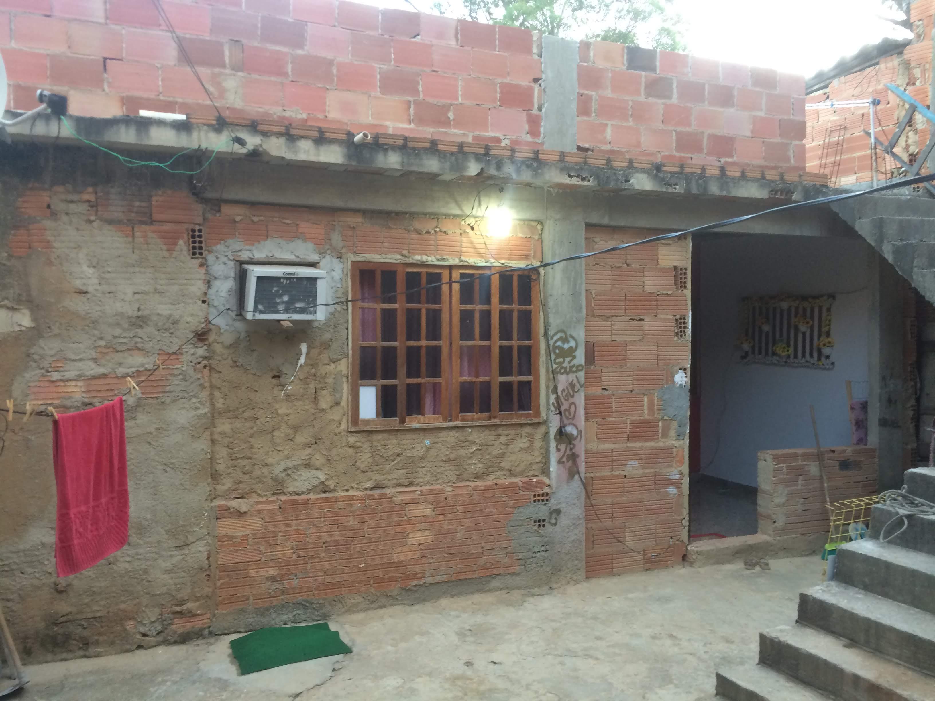 capoeira realiza sonho casa própria
