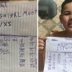crianca cria fofa cartilha alfabetizacao ensinar amiguinho ler