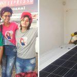 Empresa oferece serviços de reparos domésticos para mulheres e LGBTs