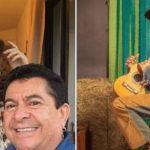 'Meu pai assumiu que eu era gay antes de mim', diz filho de Solimões