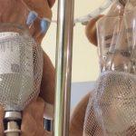 Menina de 12 anos cria produto que acalma crianças com medo de medicação intravenosa