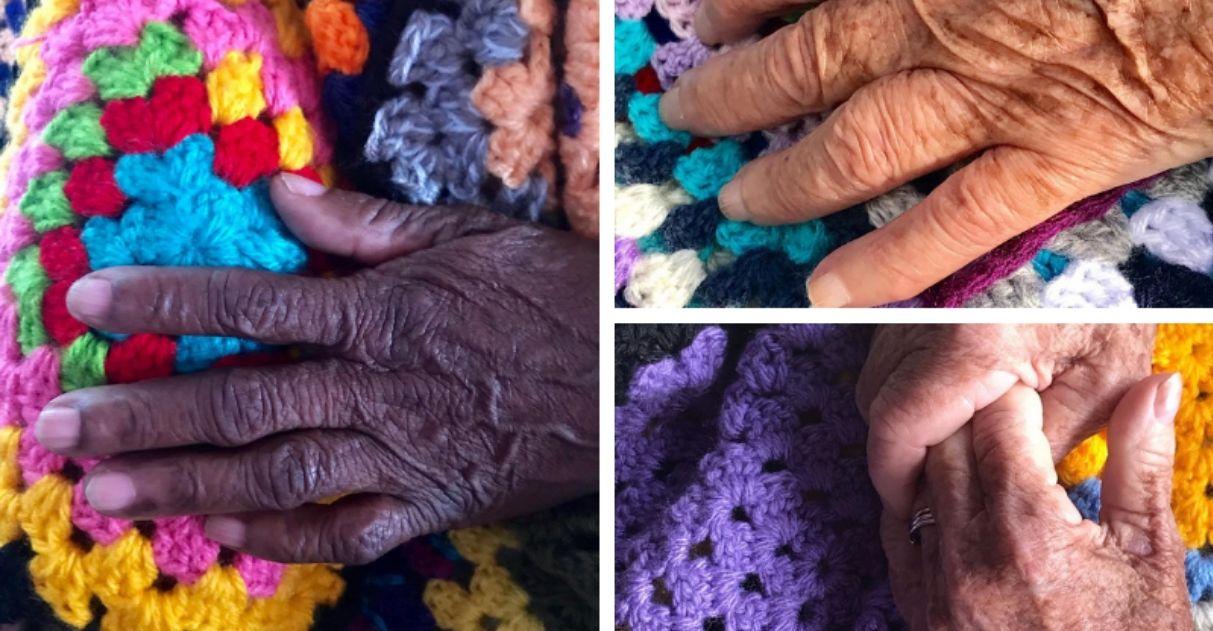 Coletivo de mulheres produz e doa mais de 200 mantas em Petrópolis (RJ)