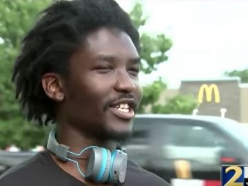 Morador de rua recebe onda de apoio após mulher tentar humilhá-lo por ele estar desabrigado