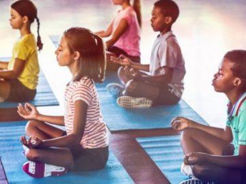 Escola substitui detenção de alunos por meditação e os resultados são incríveis