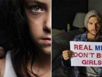 Fundação do ator Ashton Kutcher salva 6 mil crianças do tráfico sexual infantil