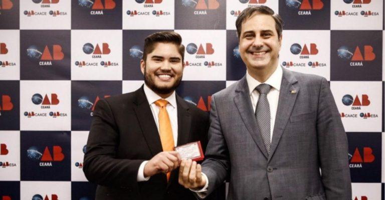 Pela primeira vez, OAB concede carteira a homens trans no Ceará
