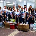 colaboradores starbucks participam mês global bem
