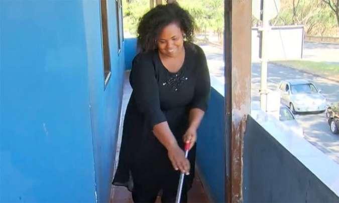 Mulher anuncia faxina em troca de refeição em BH e se surpreende com respostas