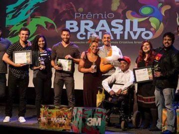 abertas inscrições prêmio brasil criativo