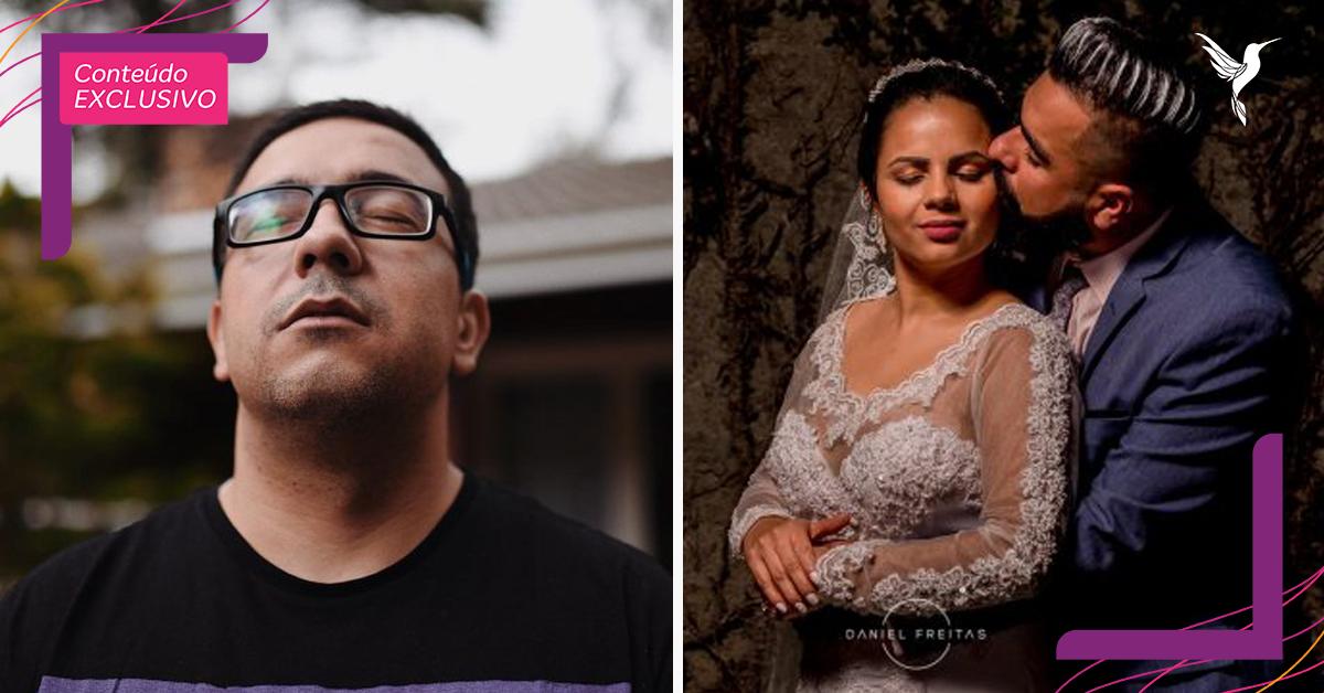 fotógrafo adia casamento clicar casamento motorista aplicativo graça