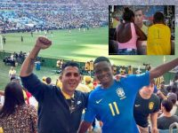 philippe coutinho leva fã final copa américa