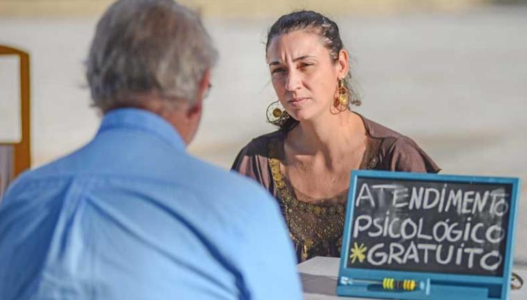 psicóloga atendimento gratuito ruas piracicaba