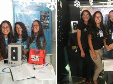 Estudantes criam 'micro-ondas ao contrário' capaz de gelar bebidas em um minuto no DF
