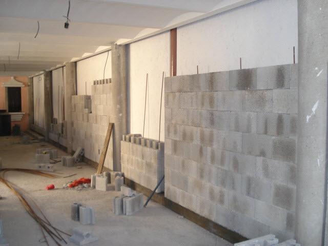 Novo modelo de blocos de concreto reduz em até 50% o tempo de construção