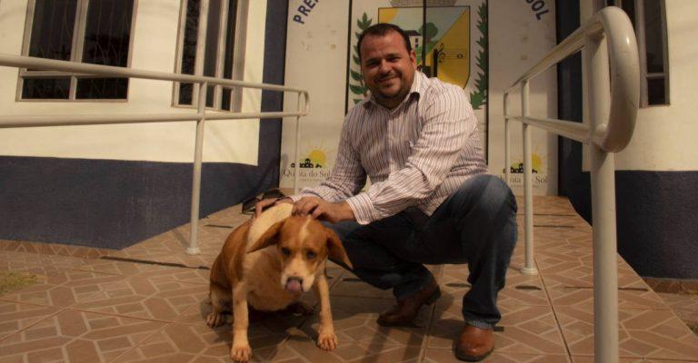 Morador que adotar animal vai ter 50% de desconto no IPTU em Quinta do Sol (PR)
