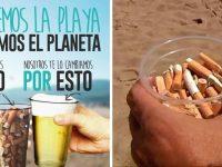 Restaurante dá copo cheio de cerveja para cada copo cheio de bituca de cigarro coletado na praia