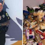 Polícia pede para motoristas pagarem tickets com doações a abrigos de animais