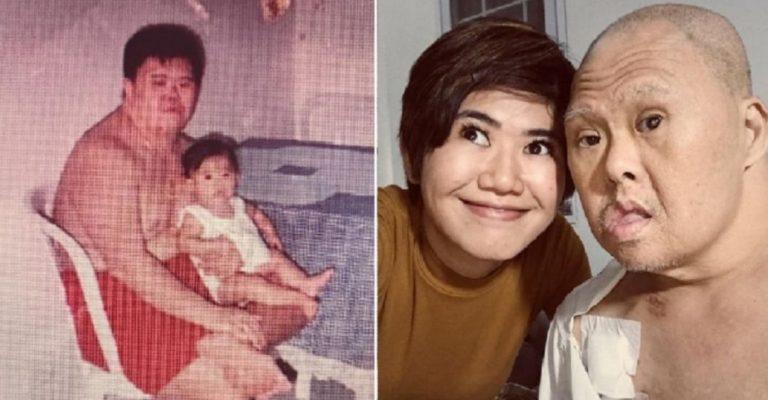"""Filha homenageia pai com Down: """"Quero que o mundo inteiro saiba que estou orgulhosa de ter você como meu pai"""""""