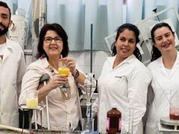 Estudantes de Química desenvolvem canudo comestível em Osvaldo Cruz (SP)