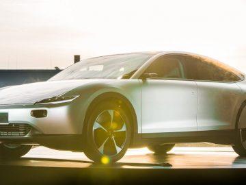 carro elétrico energia solar
