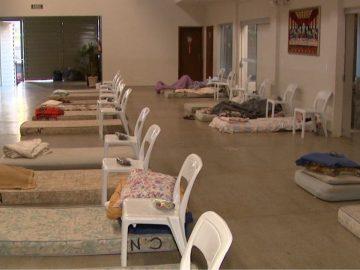 Igreja disponibiliza abrigo para 70 moradores de rua em São Carlos (SP)