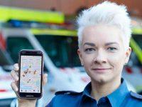 """App """"Bom Samaritano"""" alerta usuários próximos de emergências e salva milhares de pessoas"""