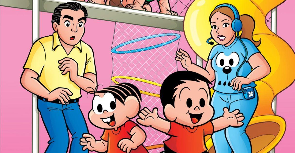 Personagem autista André é capa da revista da Turma da Mônica de julho