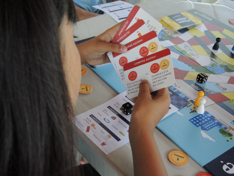 Projeto Jogos de Educação Financeira, iniciado no Ceará, abre fase de expansão nacional